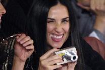 Americká herečka na fotografiách
