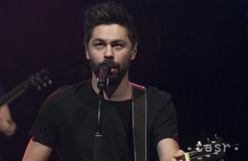 Adam Ďurica začal v Ružomberku jesennú časť turné Spolu Tour