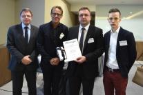 TASR si prevzala prestížnu cenu EANA za agregátor sociálnych sietí