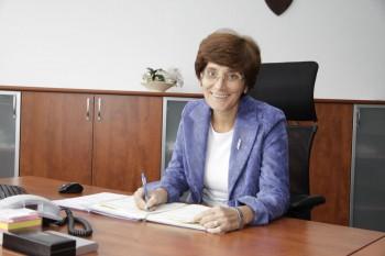Žilinskú univerzitu bude viesť naďalej rektorka Tatiana Čorejová