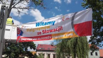 Slovenský program na Svetových dňoch mládeže v Krakove