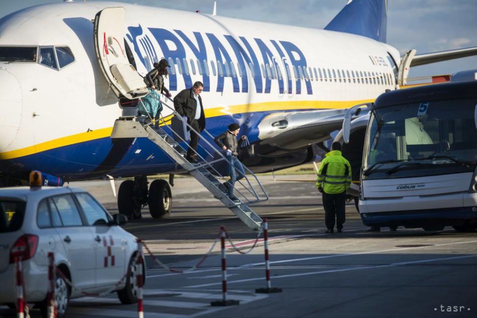 38f2c3e548b9e Ryanair zruší ďalšie lety kvôli druhému štrajku pilotov