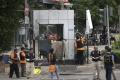 Pri sérii samovražedných útokov v sýrskom Homse zahynulo vyše 40 ľudí