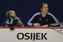 Katarína Dubajová (vpravo)