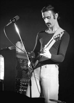 Frank Zappa patril k najvýznamnejším hudobníkom rockovej éry
