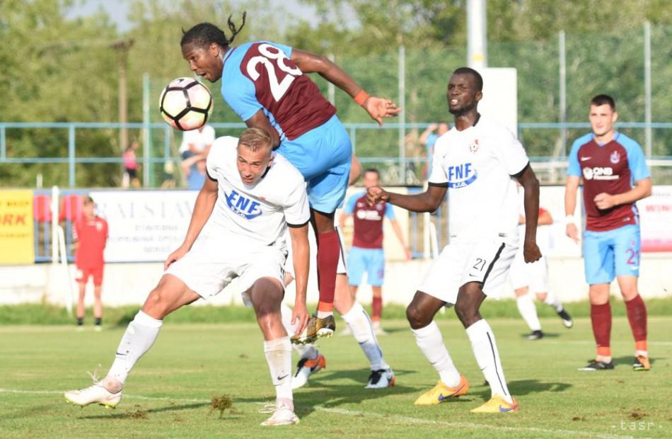 Turecký Trabzonspor remizoval v príprave so Sereďou 3:3