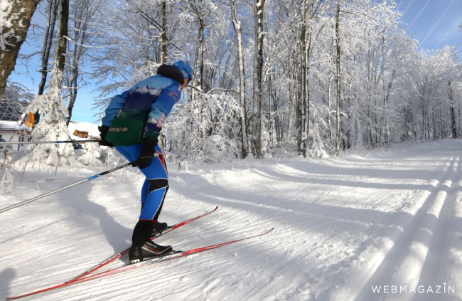 V Banskobystrickom SK je 350 kilometrov udržiavaných trás pre bežkárov