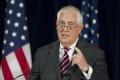 Americký minister R. Tillerson ocenil zdržanlivosť Severnej Kórey