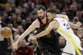 NBA: Golden State triumfovali na palubovke Clevelandu Cavaliers