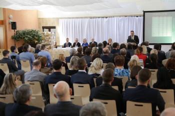 Prešovská univerzita ocenila prácu pedagógov