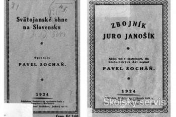 SNK sprístupnila zdigitalizované diela národopisca Pavla Socháňa