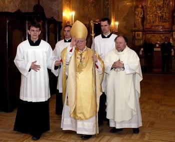 Ján Chryzostom kardinál Korec bol aj členom kardinálskeho kolégia