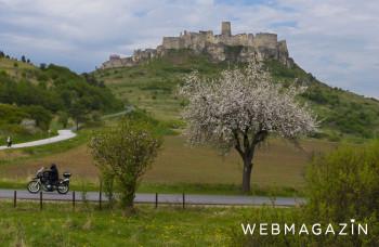 Spišský hrad sa rozsvieti na zeleno
