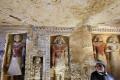 Egypt: Archeológovia našli južne od Káhiry hrobku kňaza