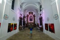 Baroková kaplnka barokového kaštieľa