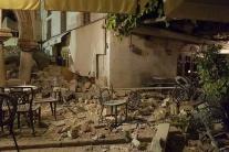 VIDEO: Zemetrasenie na gréckom Kose má dve obete - Švéda a Turka