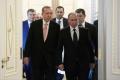 R. Erdogan navštívi Rusko v marci, bude rokovať s V. Putinom