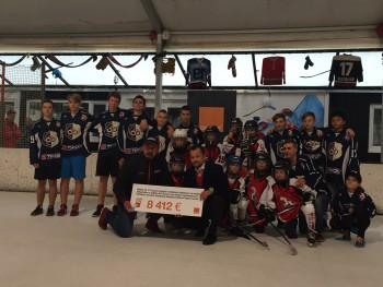 Mladým hokejovým talentom poputuje vyše 8.000 eur