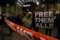 V Budapešti protestovali proti odsúdeniu Sýrčana za nepokoje v Röszke