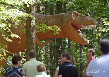 Dinopark v zoo končí, vedenie záhrady plánuje novú atrakciu