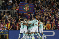 FC Barcelona - Inter Miláno