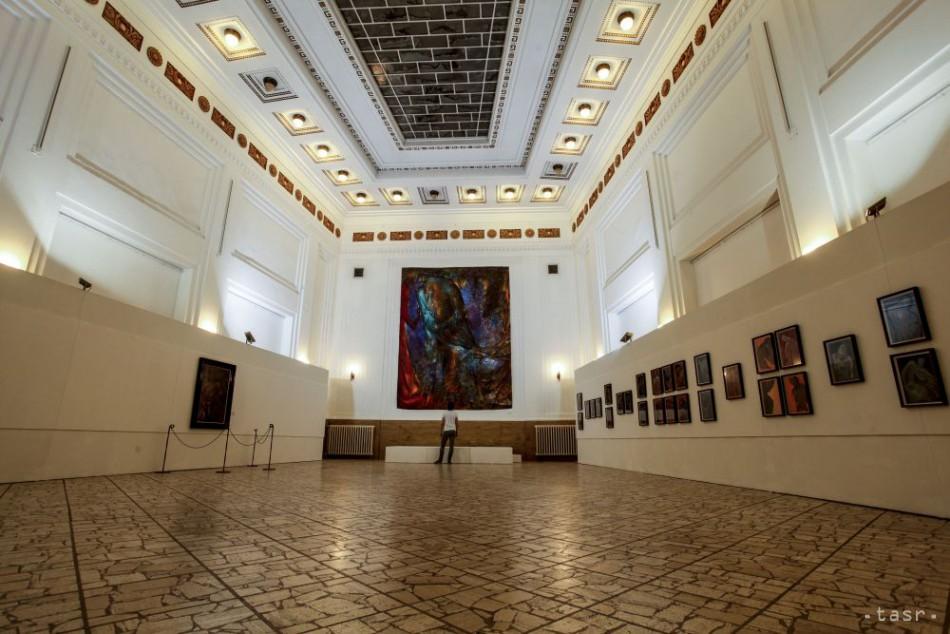 bd4bc7798 M. Chabadová vystavuje v rodnej Bratislave nové krajinárske obrazy