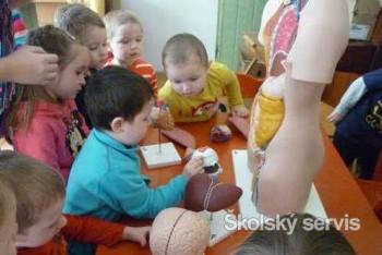 Deti sa učili ako ´funguje´ ľudské telo