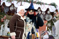 Pred Vianocami oživili Bojnice malé trhy s viacerými atrakciami
