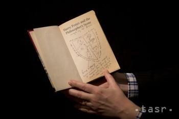 V Sotheby's predali prvé vydanie Harryho Pottera za rekordnú sumu