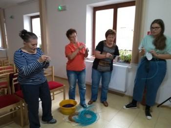 Projekt Folklórne a remeselné tradície v Kežmarku a jeho okolí