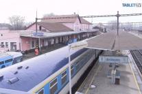 Unikátny vlakový videoprojekt: Zoznámte sa: Železničná stanica Štúrovo