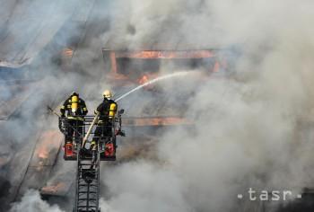 Pri požiari hotela v irackom Arbíle zahynulo 19 ľudí