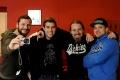 Skupina Divokej Bill sa na poslucháčov valí s hudobnou Tsunami