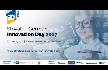 Slovak-German Innovation Day