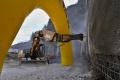 Razenie tunela Čebrať na diaľnici D1 by mohli obnoviť v januári