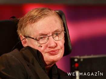 Stephen Hawking: Som presvedčený, že ľudia budú musieť opustiť Zem