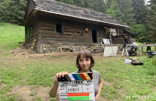 Padla prvá klapka nového slovenského filmu Svetlonoc