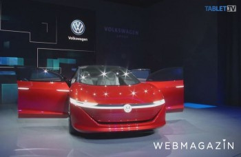 TV REPORTÁŽ: Luxusnú elektrickú limuzínu vyrobil už aj Volkswagen