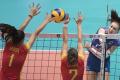 Slovenské volejbalistky na úvod ME triumfovali nad Španielkami