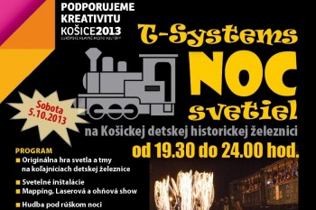 V Čermeli nebude chýbať tanec iskier nad komínom najstaršej lokomotívy