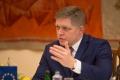 Fico nabádal gymnazistov v Prešove, aby študovali perspektívne odbory