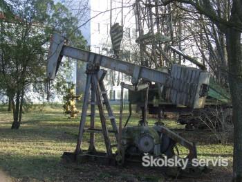 Uplynulo 100. rokov od objavu ropy na Záhorí