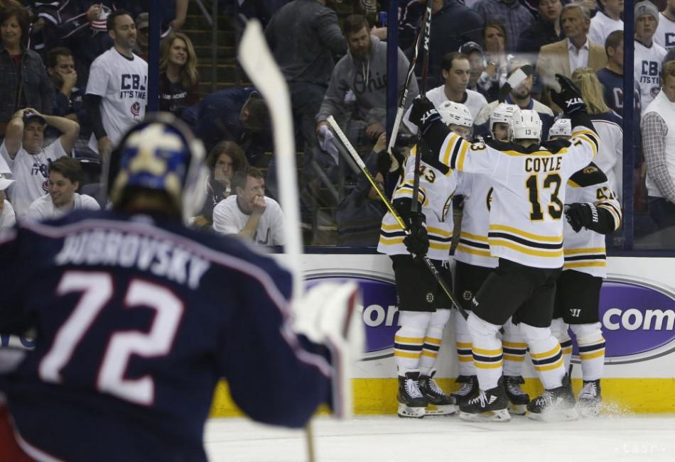 1b9f3ec7bd8ce VIDEO: NHL: Boston s Chárom a Halákom postúpil do finále konferencie