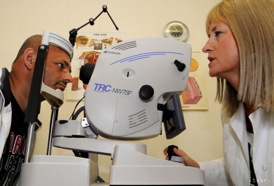 3219c850f V košických nemocniciach zmerajú záujemcom bezplatne očný tlak
