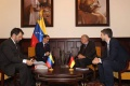Venezuela si predvolala nemeckého veľvyslanca za kritiku vlády