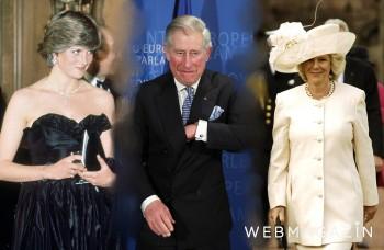 Kráľovský trojuholník: Príbeh princa Charlesa, Lady Diany a Camilly