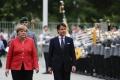 Merkelová a Conte rokovali v Berlíne o problematike utečencov