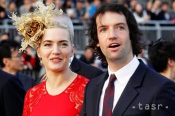 Kate Winslet sa vydala za RocknRolla, synovca miliardára R. Bransona