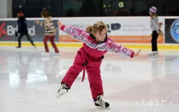 Prievidza: Škôlkari sa budú učiť korčuľovať