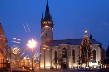 Prešov spustil Mapu Vianoc, chce obyvateľom vynahradiť vianočné trhy